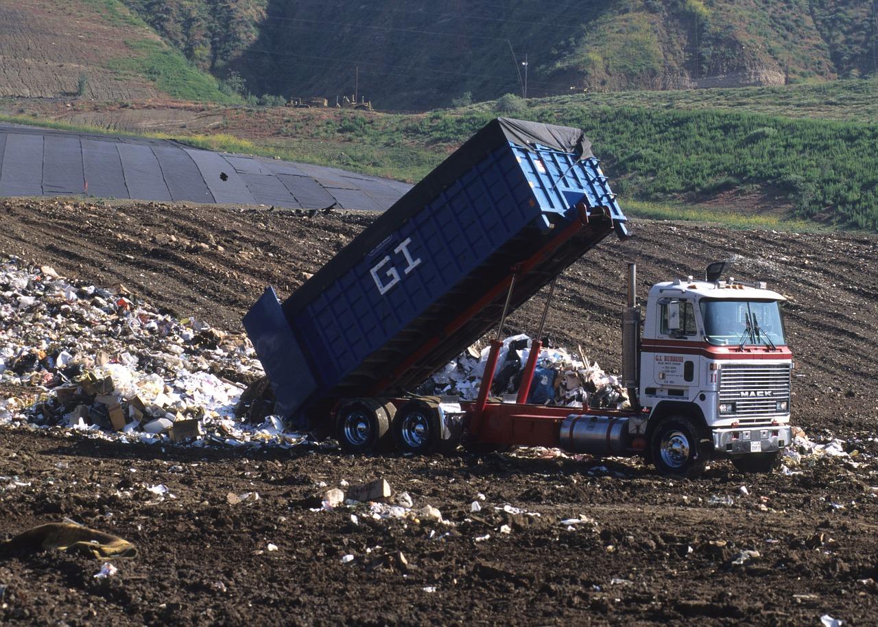 Baza danych oodpadach